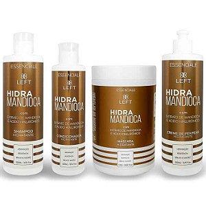 Mini Pack Hidra Mandioca Essenciale (4 itens)