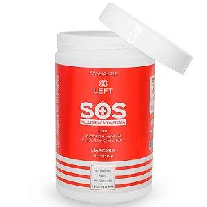 Máscara SOS Recuperação Imediata Essenciale 1kg