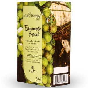 Espumante Facial de Uva Verde Fruit Therapy Skin (1x30ml)
