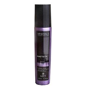 Shampoo Minerals Ametista Violeta 275ml Cabelos Loiros ou com Mechas
