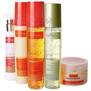 Kit Home Care Papaya, Creatina e Queratina (4 itens) + Shampoo Lima da Pérsia 275ml