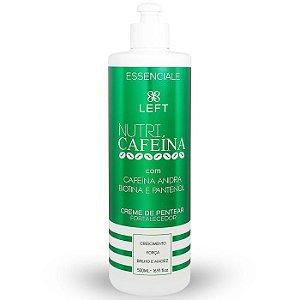Creme de Pentear Nutri Cafeína Essenciale 500ml