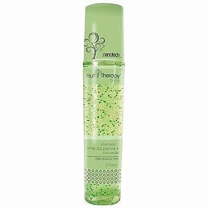 Shampoo Lima da Pérsia e Chá Verde Fruit Therapy Nano 275ml Cabelo Oleoso ou Misto