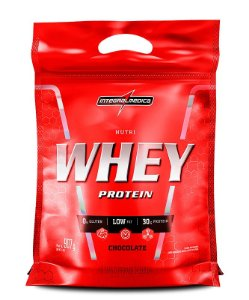 Nutri Whey Protein Refil (907g) Integralmédica