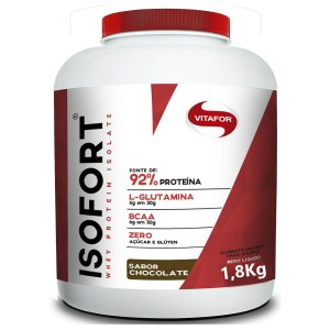 Isofort Whey Protein Isolate (1,8kg) Vitafor