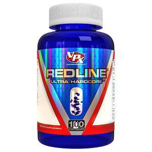Redline Hardcore (144 cápsulas) VPX