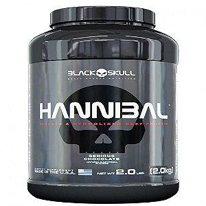 Hannibal Beef Protein ( 2kg ) Black Skull