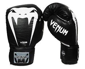 Luva de Boxe Venum Giant Brasil - PRETA