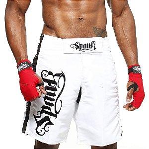 Bermuda MMA Spank - BRANCA
