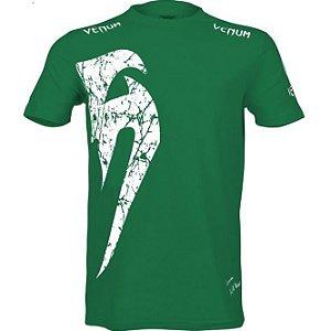 Camiseta Venum Giant - VERDE