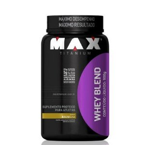Whey Blend (900g) Max Titanium