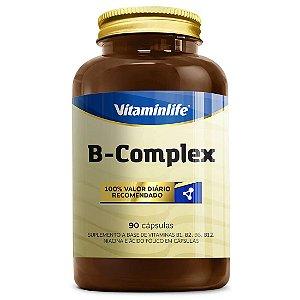 B-Complex (90 cápsulas) Vitaminlife