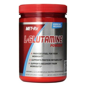 L-Glutamine Powder (400g) - MET-Rx