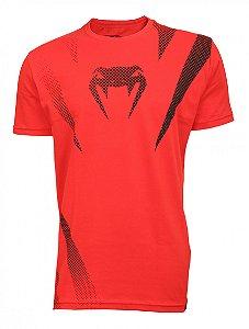 Camiseta Venum Warrior - VERMELHA