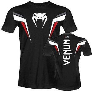 Camiseta Venum Elite - PRETA