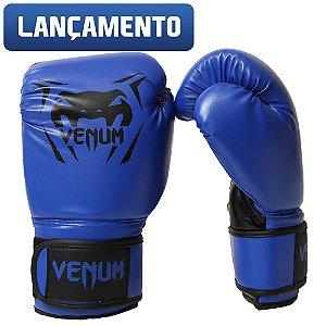 Luva Venum New Contender - AZUL