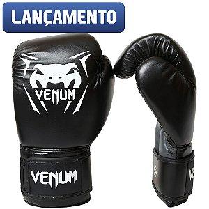 Luva de Boxe Venum New Contender - PRETO