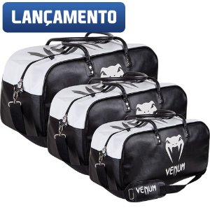 Bolsa Venum Origins  - PRETO/BRANCO