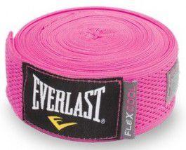 Bandagem Flex Cool (5,40m) Everlast - ROSA