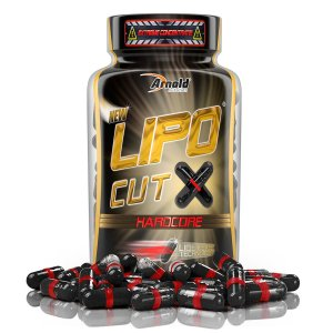 Lipo Cut X Hardcore (60 cápsulas) Arnold Nutrition