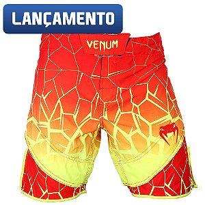 Bermuda Venum Vulkan - AMARELO/VERMELHO