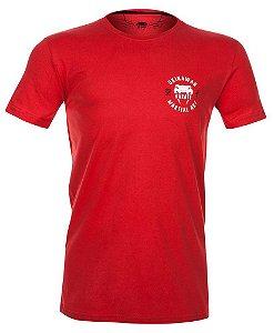 Camiseta Venum Okinawa Honor - VERMELHA XGG