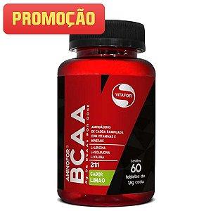 Aminofor BCAA (60 tabletes) Vitafor