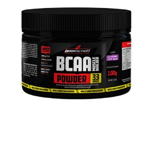 BCAA Powder Muscle Builder (100g) Body Action