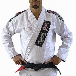 Kimono Spank Jiu Jitsu Light Branco
