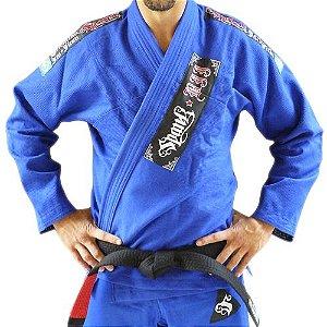 Kimono Spank Jiu Jitsu Light Azul