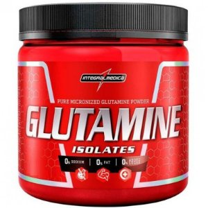 Glutamine Powder Isolates (300g)  - IntegralMedica