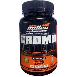 Picolinato de Cromo (100 Cáps) - New Millen