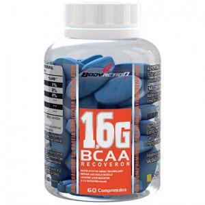 BCAA 1.6g 3:1:2 (60 tabs) - Body Action