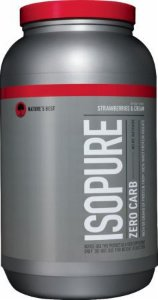 Isopure Zero Carb (1,361g) Nature's Best