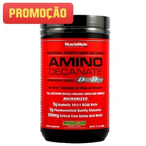 Amino Decanate (300g) MuscleMeds