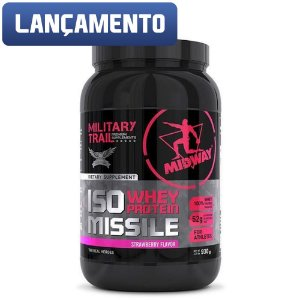 Iso Whey Protein Missile Military (930g) Midway