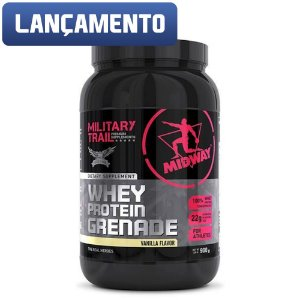 Whey Protein Grenade Military Trail (900g) Midway