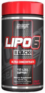 Lipo 6 Black (120g) Nutrex