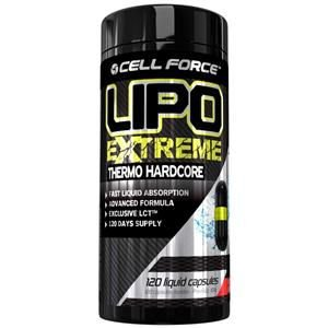 Lipo Extreme Thermo Hardcore (120 liquidcaps) Cell Force