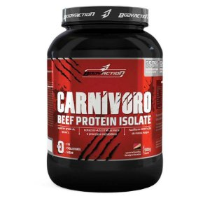 Carnivoro Beef Protein Isolate (900g) Body Action