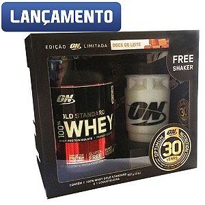 Whey Gold Standard Edição Limitada - Optimum Nutrition