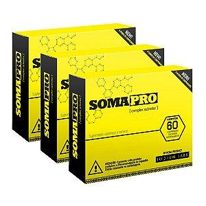 Kit 03 unidades Somapro Iridium Labs