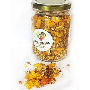 Granola Salgada (230g) Nutri4Health