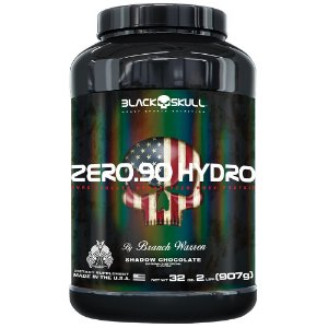 Zero.90 Hydro (907g) Black Skull
