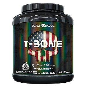 T - Bone (907g) Black Skull
