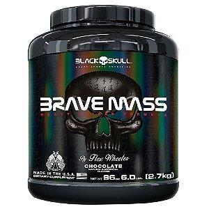 Brave Mass (2,7kg) Black Skull