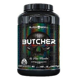 Butcher (907g) Black Skull