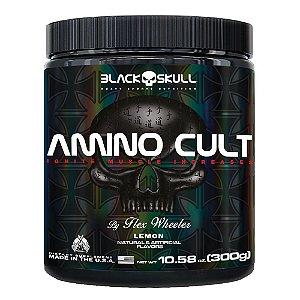 Amino Cult (300g) Black Skull