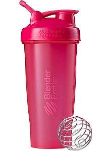 Blender Bottle FullColor (830ml) Rosa Nova