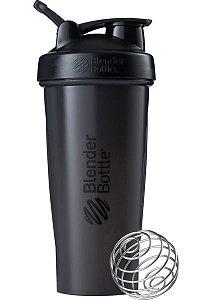 Blender Bottle FullColor (830ml) Preta Nova